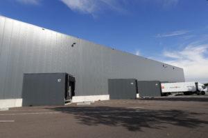 Een ruime hoogte van de logistieke ruimtes draagt bij aan het waardebehoud voor de toekomst