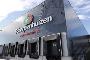Het handelshuis in groente en fruit wilde een gebouw dat goed was voor zowel de medewerkers als de producten