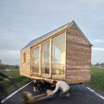tiny House Big Five van het Nieuwe Wonen op BNR Nieuwsradio