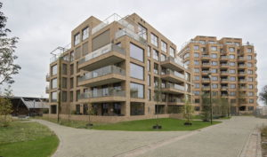 Urban villas Jeroen Bosch Park, 's-Hertogenbosch