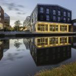 Studentenhuisvesting Keramus Architectuurfotografie van Walter Frisart