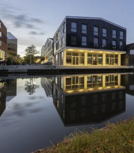 Studentenhuisvesting Keramus Utrecht, 2018, architect jillis Kinkel