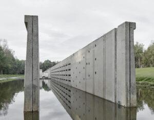 Deltawerk is nu een ruimte voor contemplatie. Foto: Jan Kempenaer