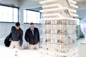 IABR 2018 Civic : collectief woongebouw • Foto Aad Hoogendoorn.
