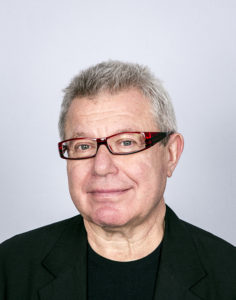 Daniel Libeskind. Foto: Stefan Ruiz