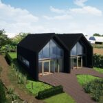 Duurzame woonwijk Knooperf Texel