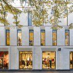EGM architecten ontwerpt hoogwaardige gevel winkelpand Breda