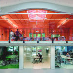MVRDV: Groen, sociaal & humaan Kantoor MVRDV Rotterdam