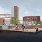 SVP ontwerpt groen landschappelijk centrum Groote Wielen
