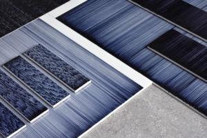 Fatigue, het effect van vervagende prints op tegels van DDA graduate Léa Maz