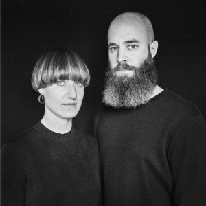 Vera Meijwaard en Steven Visser leerden elkaar kennen op ArtEZ  en vormen sinds 2013 samen ontwerpbureau Visser & Meijwaard • Foto René van der Hulst.