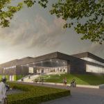 MoederscheimMoonen en Wehrung Architecten ontwerpen sportcomplex Capelle aan den IJssel