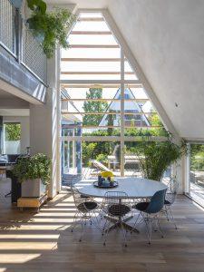 Uitbreiding woning Rusthoven Roden, ontwerp Henk Haagsma Architect, 2018.