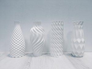 Vazen van Witteveen + Bos kunnen evolueren tot kolommen