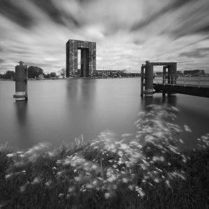 Tasmantoren Groningen, ontwerp Wicher van der Wal, 2016