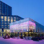 Innovatiesessie innovatief bouwen met staal circulair paviljoen Greenehouse