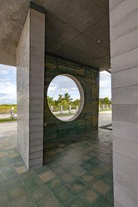 Bengaalse ambachtelijke tegels en beton