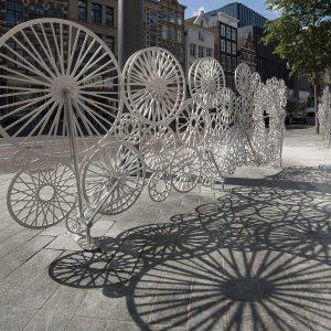 Bicycloud Damrak