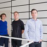 Freyke Hartemink, Jarrik Ouburg en Carsten Hilgendorf. HOH Architects