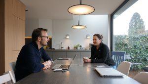 Rob Willemse en Fabienne Riolo Eindhoven Foto Jacqueline Knudsen