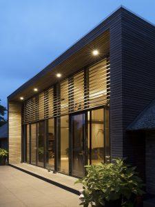 Verbouwde woonboerderij Zwolle, ontwerp AL Architectuur, 2017