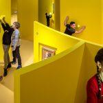 Kossmann.dejong ontwerpt vernieuwde Wonderkamers Gemeentemuseum den Haag