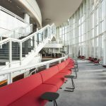 Gispen meubilair foyer Nationale Opera & ballet