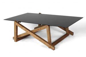 Play tafel in werk/eetstand. Ontwerp Quinten Lokhorst.