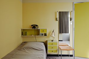 Slaapkamer jongste dochter huis Sonneveld