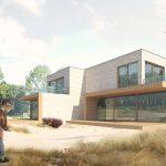 Groosman wint architectenselectie Kreekbos Zuid Dijkdeel Almere Duin