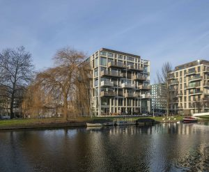 Het schetsblok, Amsterdam. foto: Luuk Kramer