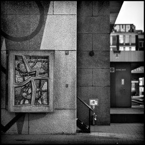Stad in Stilte / Central Post
