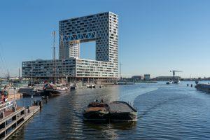 Pontsteiger, Amsterdam. Foto: Aronsengelauff