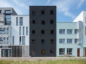 Drie Generatiehuis. foto: Ossip van Duivenbode