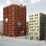 Ontwerpwedstrijd kavel 6 Oostenburg Next Architects