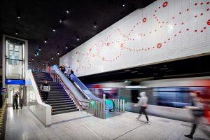 Metro Oostlijn. Foto; DigiDaan