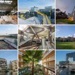 collage genomineerden BNA beste gebouw 2019