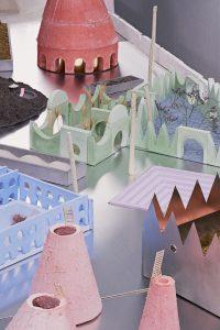 Amsterdam Allegories, winnend ontwerp voor de Sixhaven. Foto Kyoungtae Kim
