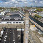 huidige kanaalzone Herontwikkeling Campinaterrein Eindhoven