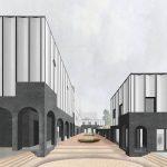 Donna van Milligen Bielke Kunstwerf - binnengebied