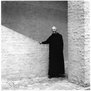Dom Hans van der Laan. Fotografie: Frans de la Cousine.