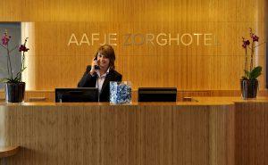 Zorghotel Aafje, locatie Maasstad Ziekenhuis Rotterdam, Abrahamse De Kock Architecten • Foto Arnold van West