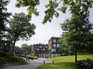 Herstelhotel Dekkerswald in Groesbeek van opZoom architecten. Foto Petra Appelhof