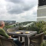 Paul Lageschaar Overnachten bij een architect in Rotterdam