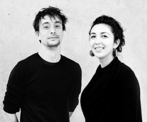 Giovanni Bellotti en Alessandra Covini studeerden beiden in Delft en vormen samen Studio Ossidiana.