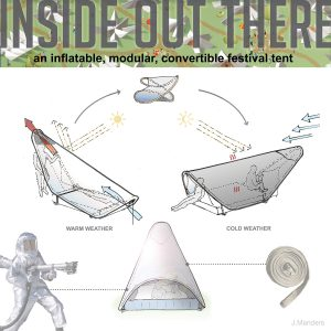 Inside out There. Ontwerp Jasper Manders