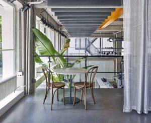 Oude Scuola Rotterdam. Ontwerp IWT. Foto Pim Top