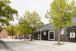 schoollokaal in MFC BIggekerke
