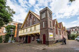 Paardenkathedraal Utrecht Copyright Bas van Setten