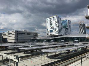 Station Utrecht. Foto: Daniel van Capelleveen